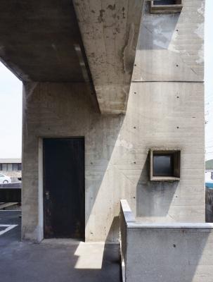 羽島市庁舎 坂倉準三 建築 探訪 近代建築 倉敷 設計事務所