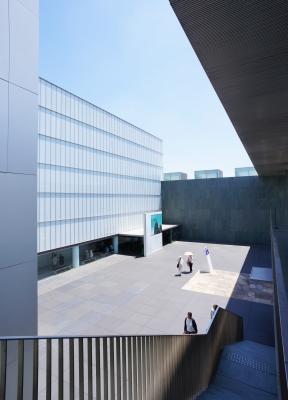 倉敷 建築 設計事務所 豊田市 美術展 谷口吉生