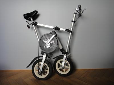 micro bike   sweden   折りたたみ自転車 スウェーデン マイクロバイク 倉敷 設計事務所