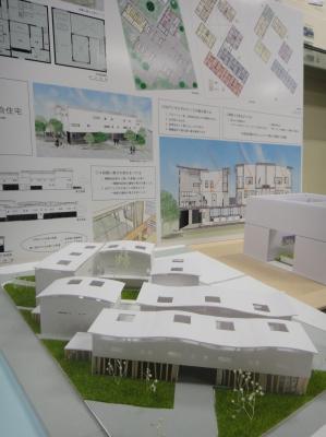 岡山県立大学 デザイン学部 建築設計演習 玩具館のくら