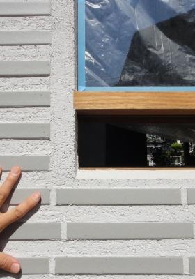 倉敷 建築設計事務所 岡山 レンガ 外壁 国代