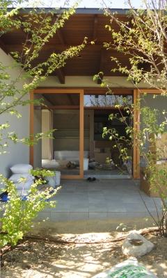 倉敷 建築設計事務所 岡山 庭のある家