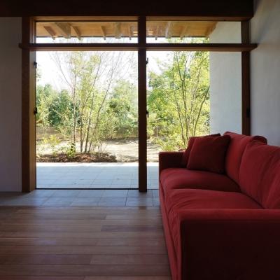 敷 建築設計事務所 岡山 酒津の家 オープンハウス