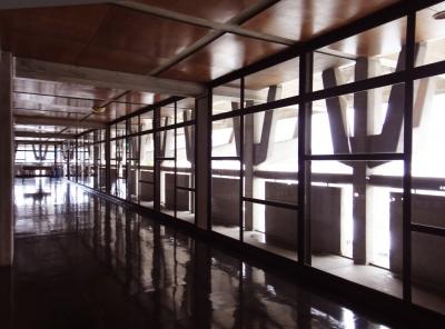 倉敷 建築 設計事務所 建築家 近代建築 津山文化センター