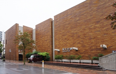 倉敷 建築 設計事務所 建築家 近代建築 前川國男 埼玉会館