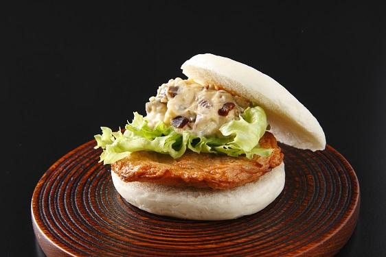 奈良百年バーガー