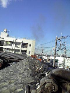 西新井宿火事