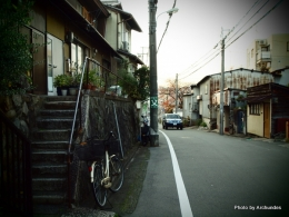 池田市街角ToyPhoto