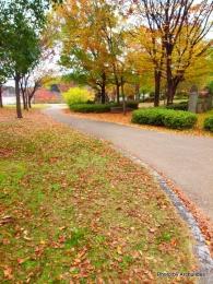 秋の鶴見緑地
