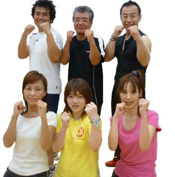 JOYFIT東手城チーム