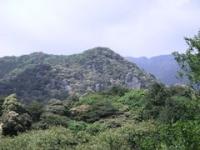 羽黒山遠景