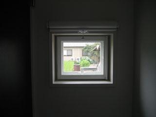 小窓オープン