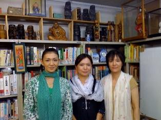 アジア図書館