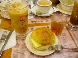 金華冰廳菠蘿油