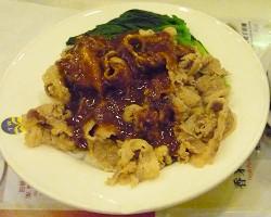 炒牛肉粉條