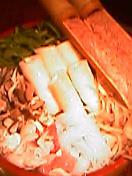 比内や きりたんぽ鍋1