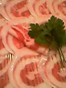 とん しゃぶ肉1