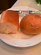 レカン いちじくパンとミルクパン