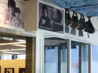「PARK BOF JAPAN」館内の一部