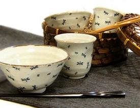 とんぼの夫婦茶碗