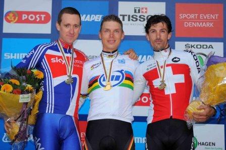 ロード世界選手権2011 エリート男子タイムトライアル