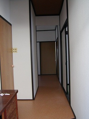 廊下〜DK