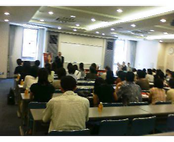 昨日の名古屋講演