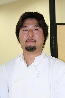 銀座古川のオーナーシェフ・古川さん