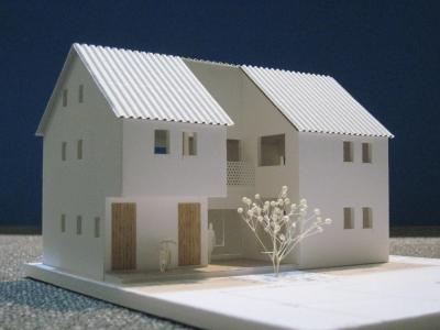 コの字型住宅