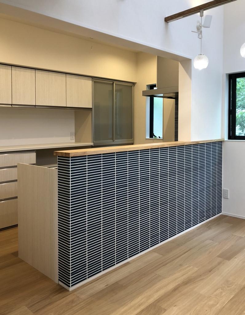 キッチンカウンター01