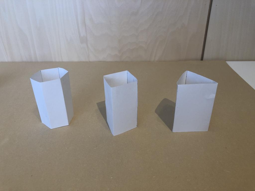 紙の多角形