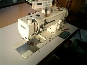 縫製用ミシン