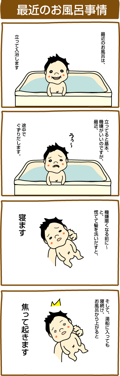 お風呂事情