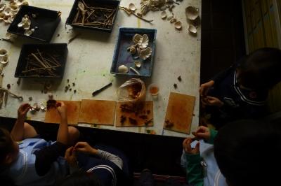 ある日の幼稚園2