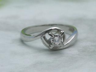 元のダイヤモンドリング