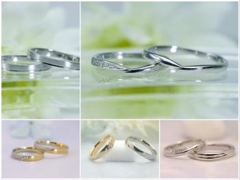 マリッジリング*結婚指輪