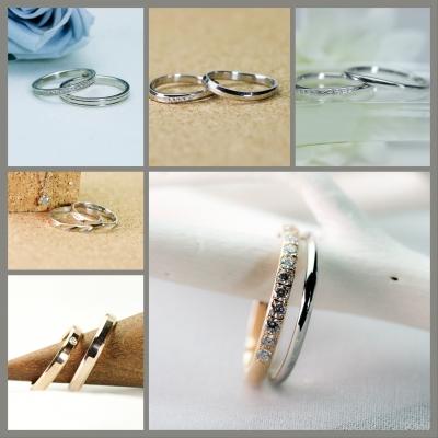 シモンのマリッジリング*結婚指輪