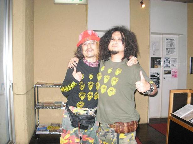 REIKAさん&MICK