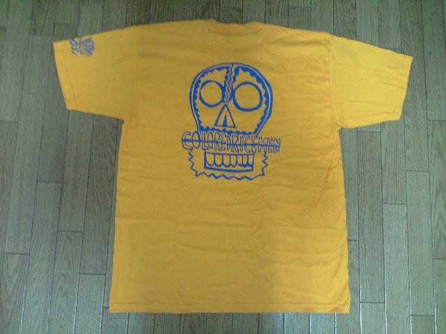 TシャツBACK