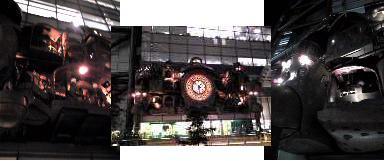 巨大からくり時計