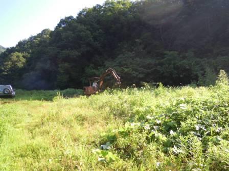 モノファーム草刈1