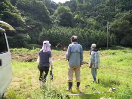 モノファーム草刈3