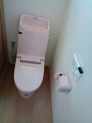 大久保B邸2Fトイレ