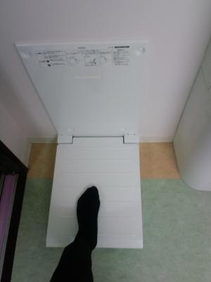 どて箱トイレ3