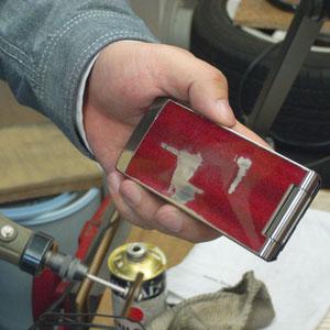 携帯削り前