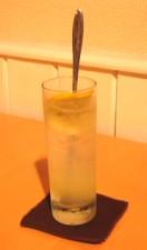 フレッシュレモンジュース