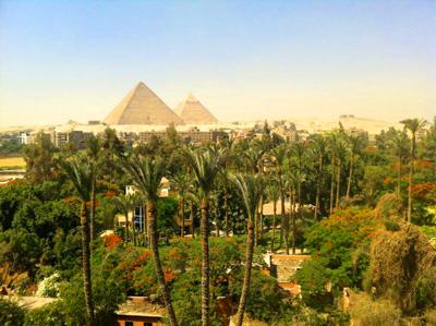 Rakkas エジプト旅行記