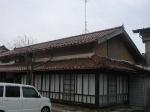 築110年の屋根