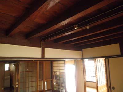 大引き天井