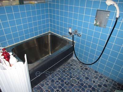 浴室工事前